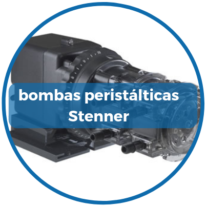 Bombas peristalticas stenner